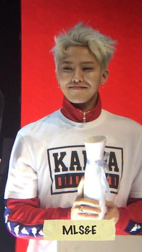 G-Dragon - Kappa 100th Anniversary Event - 26apr2016 - MyLadies - 10