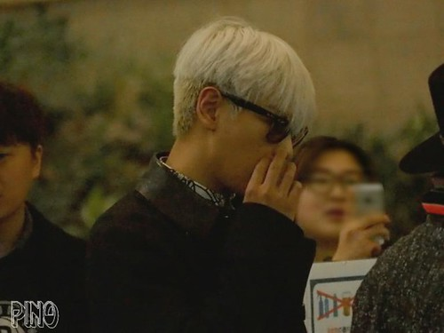 Big Bang - Gimpo Airport - 15jan2015 - TOP - 11_pn_04 - 10