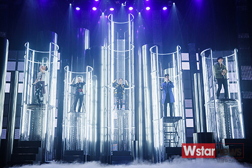 Big Bang - Mnet M!Countdown - 07may2015 - Wstar News - 01
