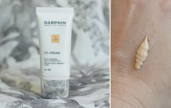 Beauty: Darphin CC cream review