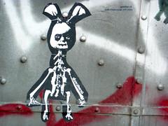 Graffiti in Berlin-Friedrichshain