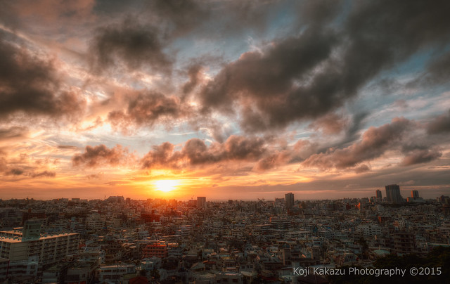 Sunset | Naha City, Okinawa