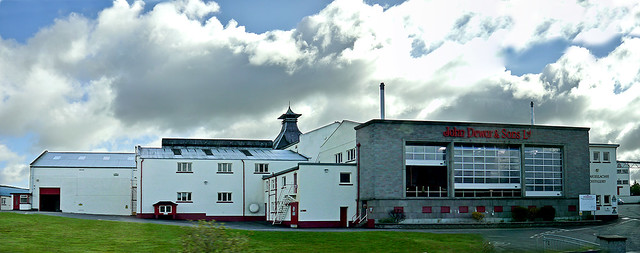 photo - Craigellachie Distillery, Speyside, Scotland