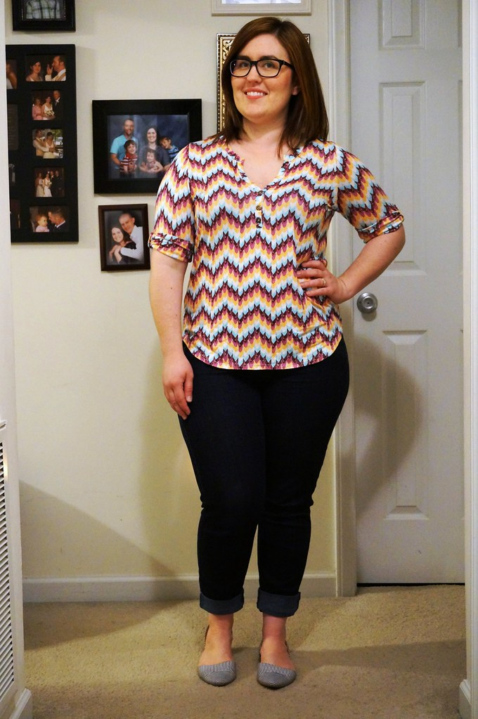 Stitch Fix May 2015 2
