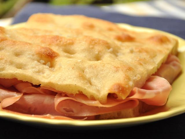 Pizza Bianca Romana Bimby