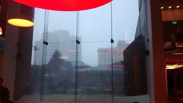 stingray rain
