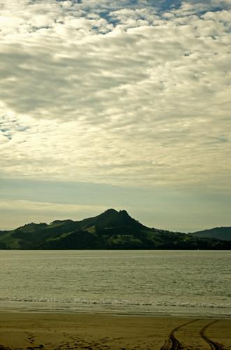 Cooks Beach view, Corro Penn 22 4 15 K55156