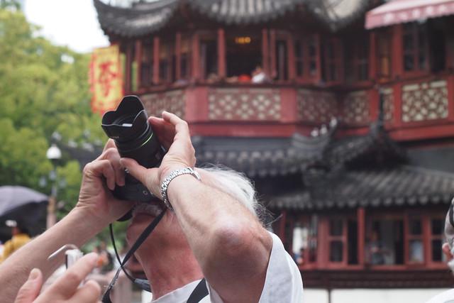 散策 [豫園は世界の観光地] : OLYMPUS PEN E-P3 + PENTAX Super-Takumar 50mm F1.4