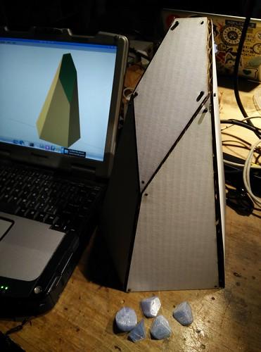Cardboard test