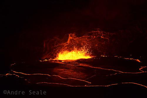 Cratera Halemaumau 3