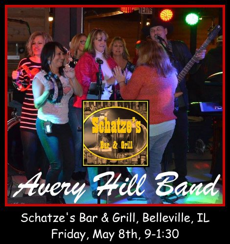 Avery Hill Band 5-8-15