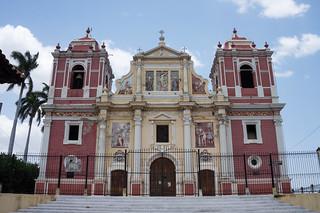 Bild von León in der Nähe von León. nicaragua león