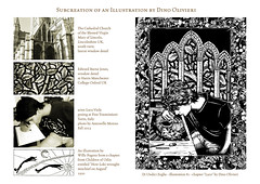 Di Undici Foglie - Subcreation of the First Illustration - Dino Olivieri