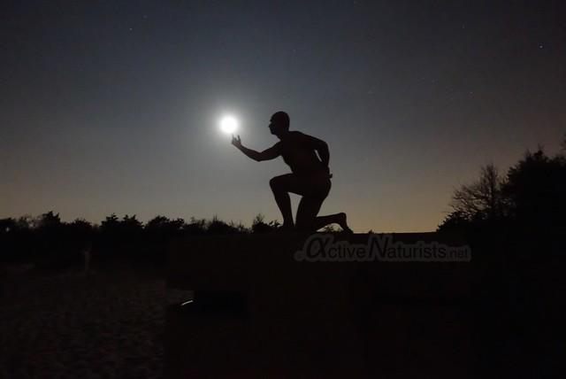 night naturist 0003 Sandy Hook, NJ, USA
