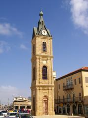 Clock Tower, Jaffa (Yafo), Tel Aviv-Yafo, Israel
