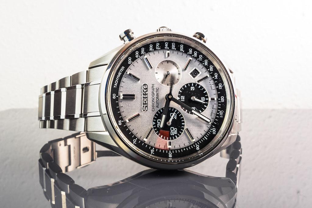 [Revue] Seiko Automatic Chronograph SDGZ013 - Panda 18179998596_3fc9f176ae_b