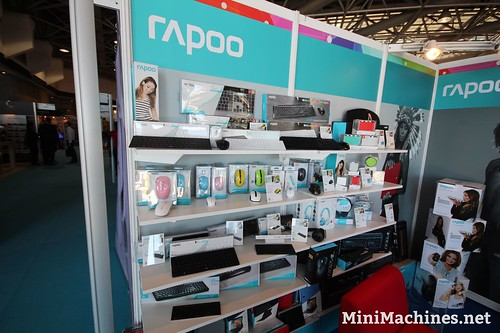 Rapoo au Medpi 2015