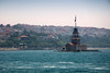 Lighthouse in the Bosphorus | Leander's Tower