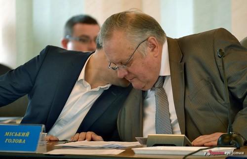 Секретаря не буде, доки міський голова Володимир Хомко не повернеться зі США