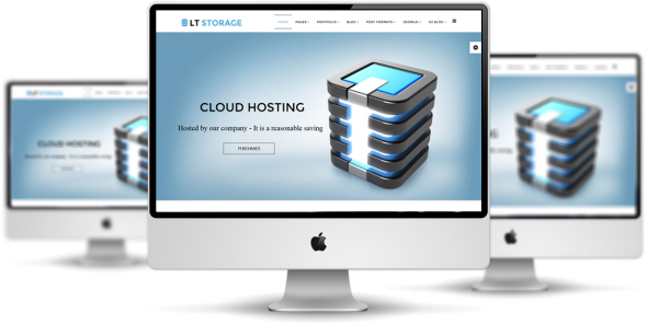 LT Storage v1.0 – Server / Hosting Joomla Template