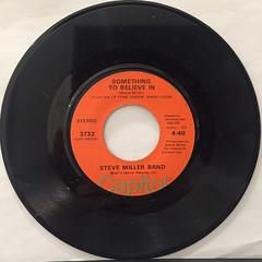 STEVE MILLER BAND:THE JOKER(RECORD SIDE-B)