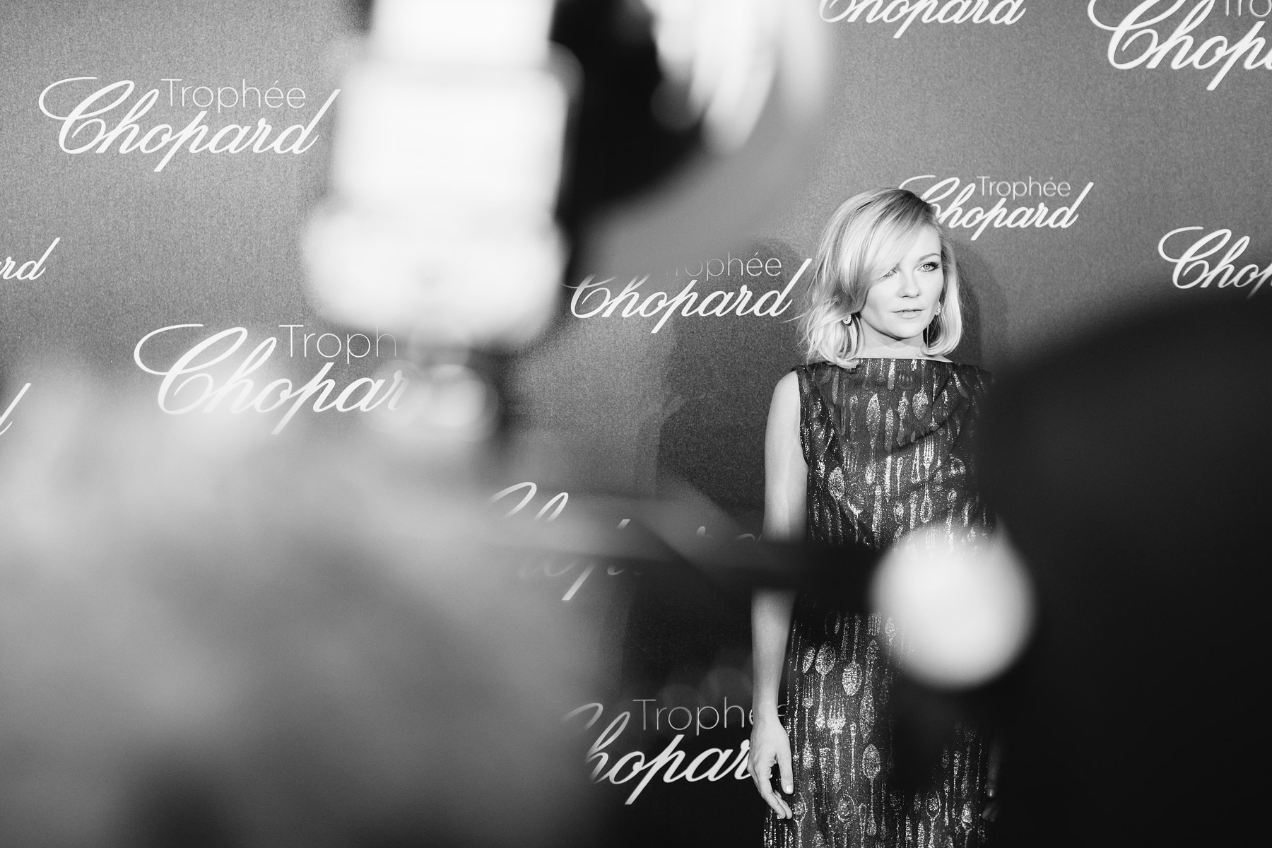 With Chopard in Cannes