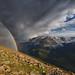 Rocky Mountain Rainbows by parkerjackson