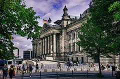 Hamburg and Berlin