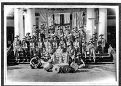 AIF 2-4 pioneer band Kuching
