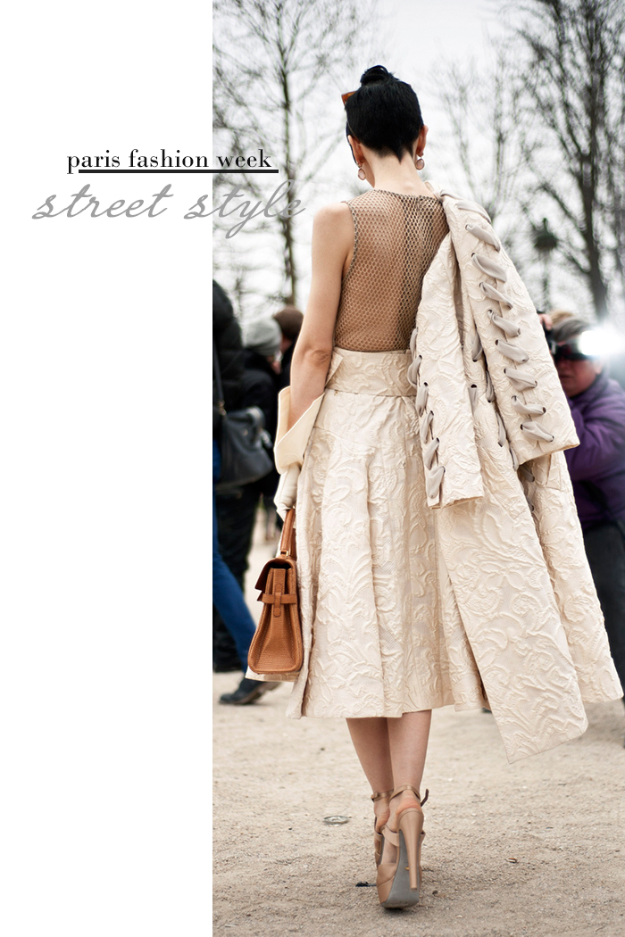 paris fashion week street style cover