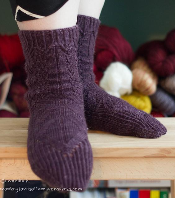 TTL Mystery Sock 2015