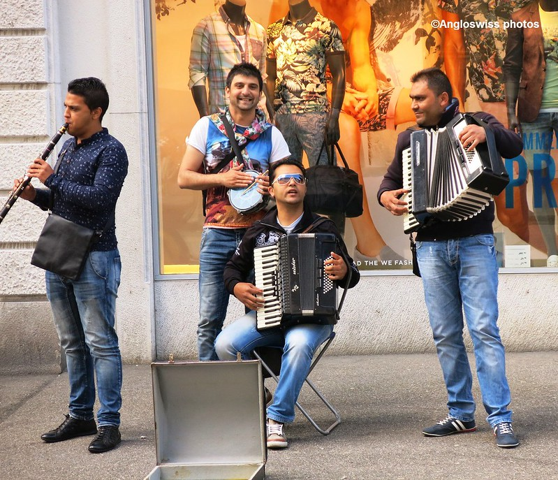 Musicians in Solothurn