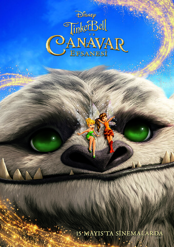 Tinker Bell ve Canavar Efsanesi - Tinker Bell and the Legend of   the Never Beast (2015)