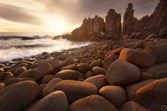 Philip Island Pinnacles