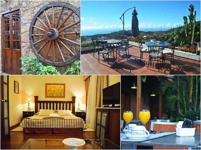 Tenerife Rural Hotel Montage 1