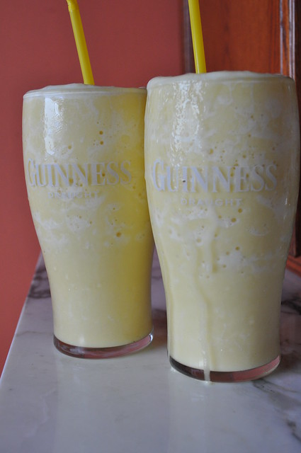 Pineapple Power Smoothie