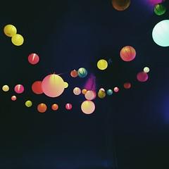 Colourful night #vscocam