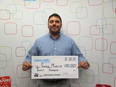 Seamus McKelvie - $30,000 Lights, Camera Cashword