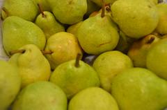 pear, produce, fruit, food,