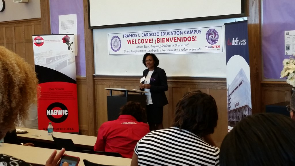 Cardoza Educational Campus 6th Annual Industry Day sponsored by DDOT.