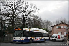 Heuliez Bus GX 317 GNV - Tisséo n°0525
