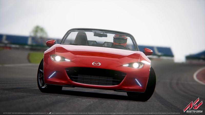Assetto Corsa - 2015 Mazda MX-5