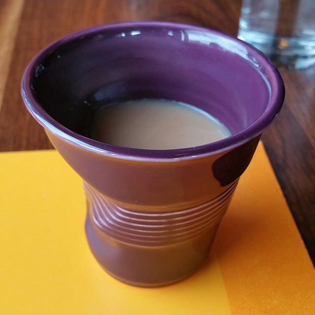 2016-May-22 Vij's - complimentary chai