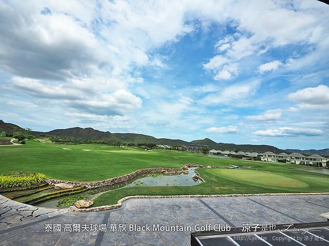 泰國 高爾夫球場 華欣 Black Mountain Golf Club 15