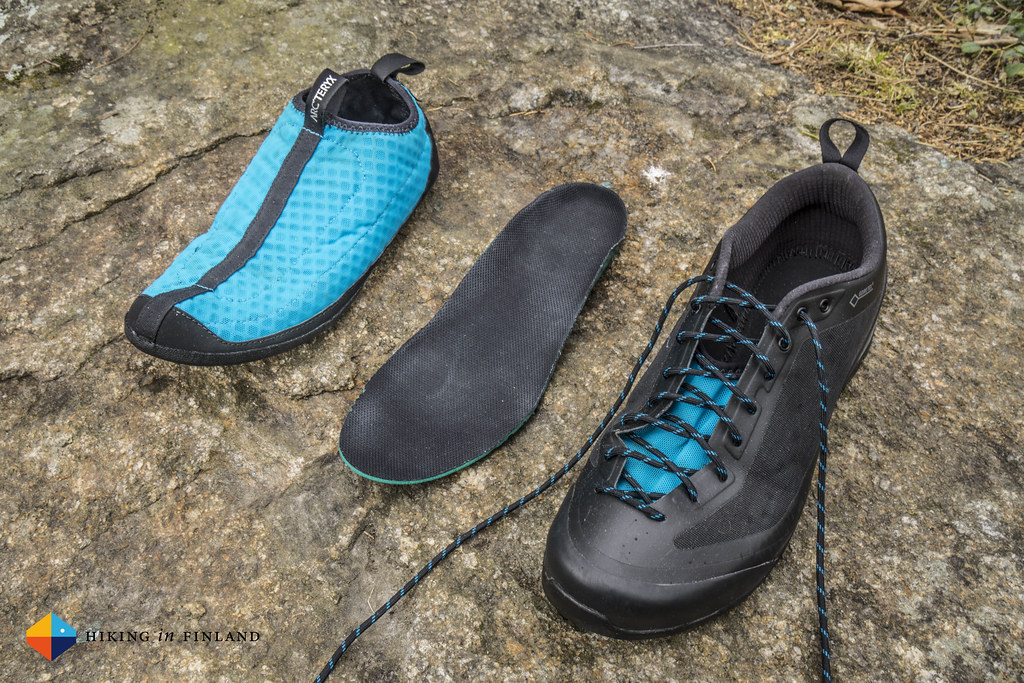 Arc'teryx Acrux² FL GTX - Shell, insole and liner bootie