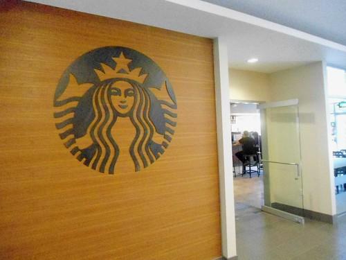 Starbucks at Overlake Hospital in Bellevue, WA