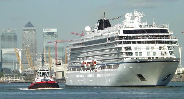Viking Star (17) @ River Thames 13-05-15