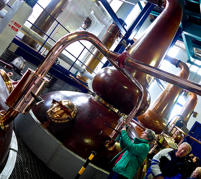 photo - Stillhouse, Deanston Distillery