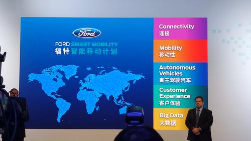 5 ปัจจัยในแนวคิด Smart Mobility ของฟอร์ด