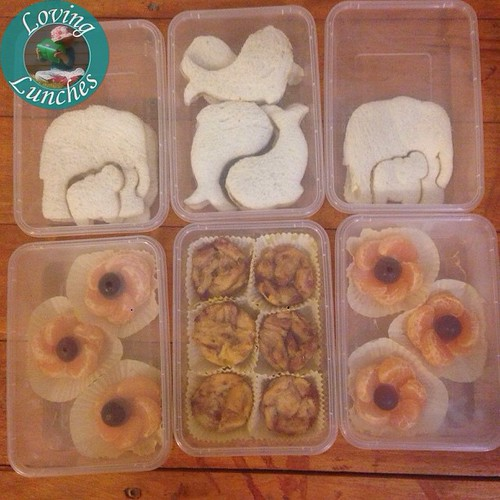 Loving being prepped for tomorrow's Barefoot in the Park event… what else would I being for a Bake & Take? #funwithfood #lifewithkids